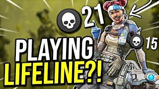 I PLAYED A GAME AS LIFELINE AND DESTROYED