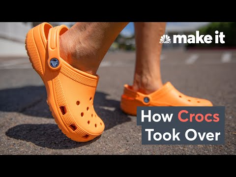 How Crocs Became An Unlikely Billion-Dollar Brand