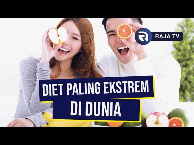 Diet Paling Ekstrem di Dunia