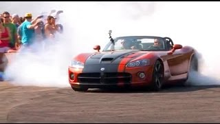 Americas Best Burnouts!?! - Automotion -  Boosted Films