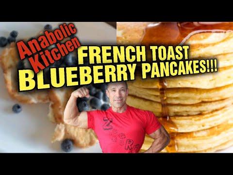"coach-greg's-anabolic-kitchen-""french-toast-blueberry-pancakes"""