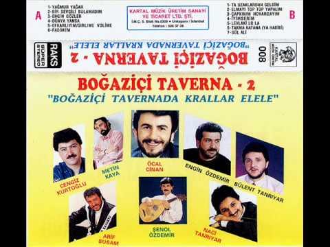 Boğaziçi Taverna 2 - Arif Susam - Elmayı Top Top Yapalım \u0026Çapkınım Hovarda