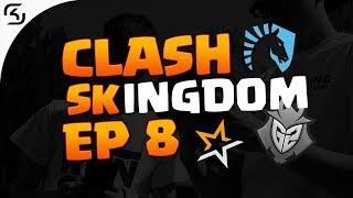 Clash SKINGDOM ep.8
