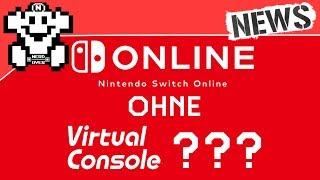 Keine Virtual Console mehr für die Switch?? - NerdNews #134