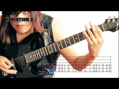 JMusic Tutorial Maximum The Hormone  Zetsubou Billy Guitar