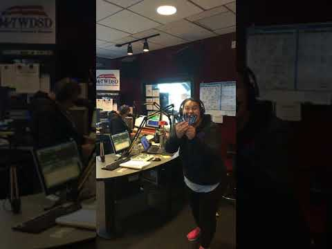 Hillside's famous pen featured on 94.7 WDSD radio New Castle, Delaware