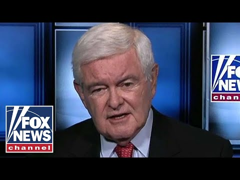 Gingrich hopes DOJ will open probe into who really wrote Mueller report