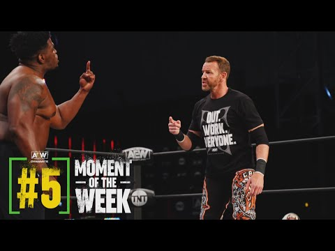 Was Team Taz Able to Recruit Christian Cage? | AEW Dynamite, 4/14/21