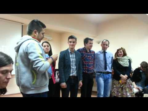 AIESEC Tg-Mures EB 2014-2015 Takeover [Part3]
