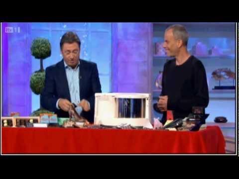 Mott Green Grenada Chocolate On The Alan Titchmarsh Show
