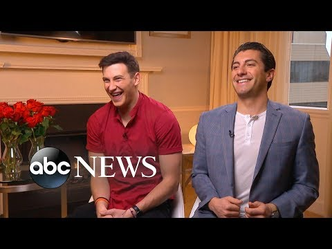 Almost-Bachelors Jason and Blake share their advice for Colton