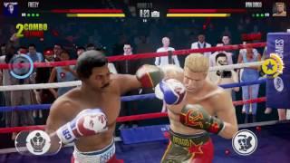 Real Boxing 2 Apollo Creed vs Ivan Drago