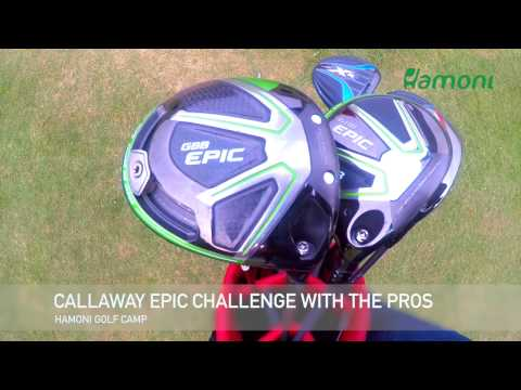 HGC: Callaway Epic Challenge with the Pros