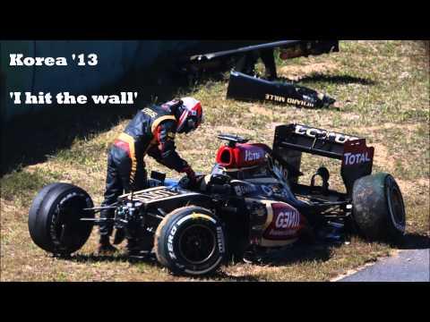Kimi Raikkonen BEST team radio compilation EVER!