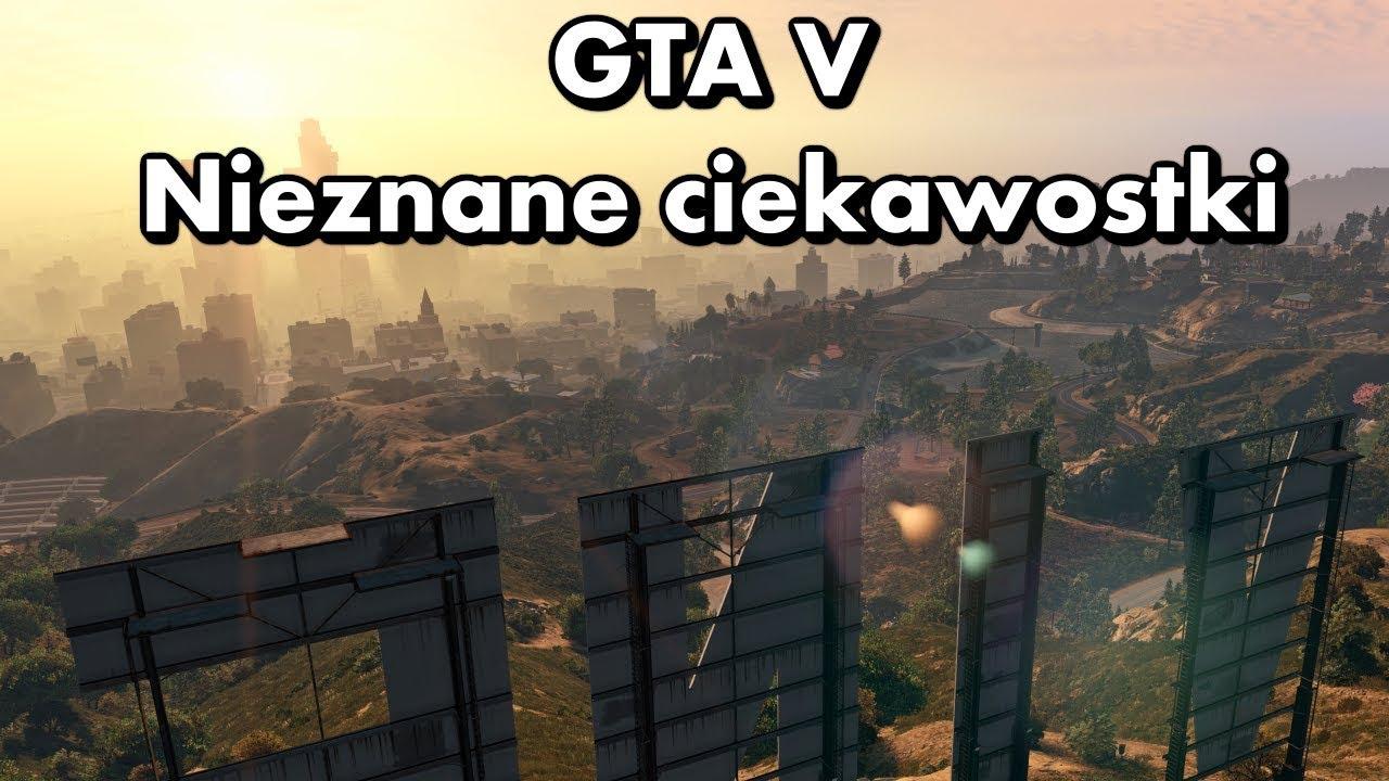 GTA V – Nieznane ciekawostki 3