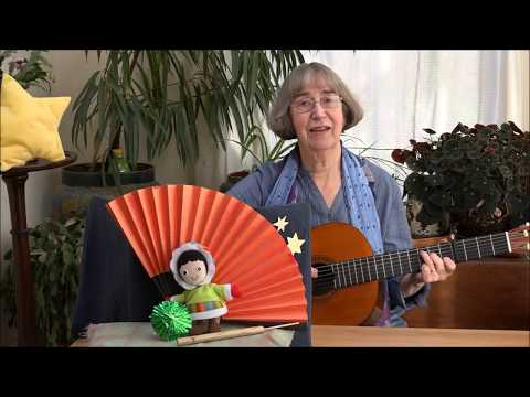 The purple bamboo - a Chinese folk song