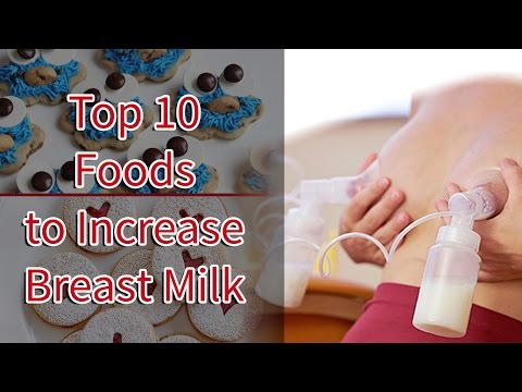 Galactagogues | Top 10 Foods to Increase Breast Milk