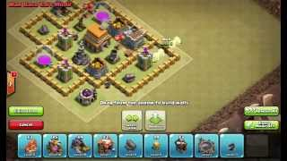 Clash of Clans Layouts - Town Hall 5 War Base Layout 43