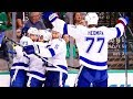 Dave Mishkin calls Lightning highlights from OT win over Stars