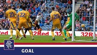 GOAL | Nikola Katic | Rangers v Wigan