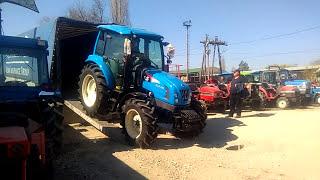 Tractor Leus LS Plus 100