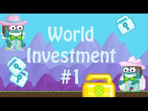 Growtopia | Investing Rare World Name H3