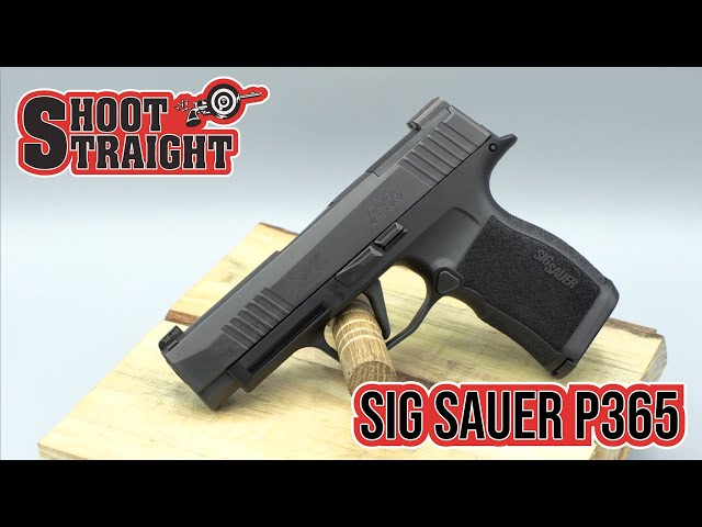 Sig Sauer P365 Spotlight