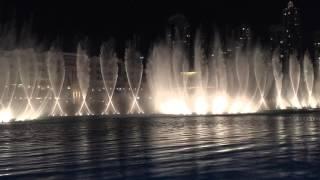 The Dubai Fountain - Waves