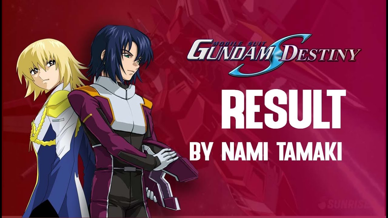 Download Gundam Seed Destiny Special Opening