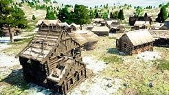 Bastide Hardcore Survival Ancient City Building Tycoon | Ep. 1 | Bastide Gameplay