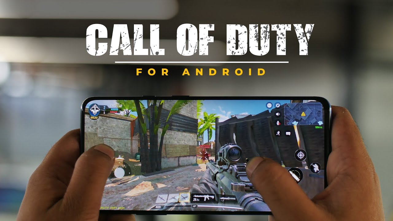 How to Play Call of Duty Mobile on Any Android Phone   Beebom