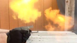 Heizer Pocket AK Pocket AR Gel Test