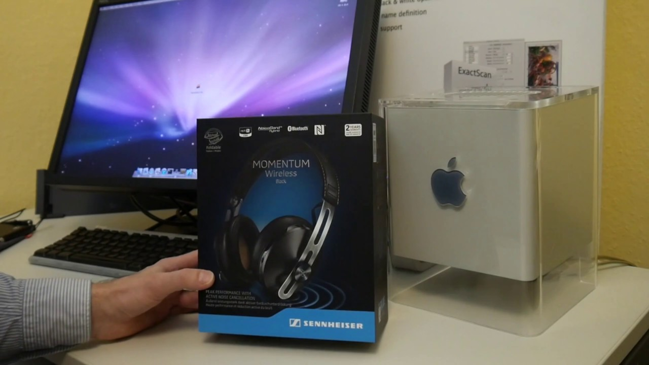 875c0526f2d Sennheiser Momentum 2.0 Over-Ear wireless unboxing and review - YouTube
