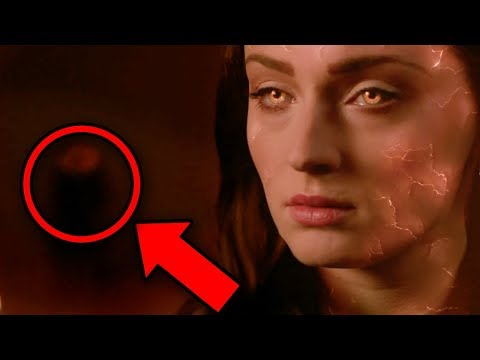 DARK PHOENIX Trailer Breakdown! X Men Easter Eggs & Villain Explained!