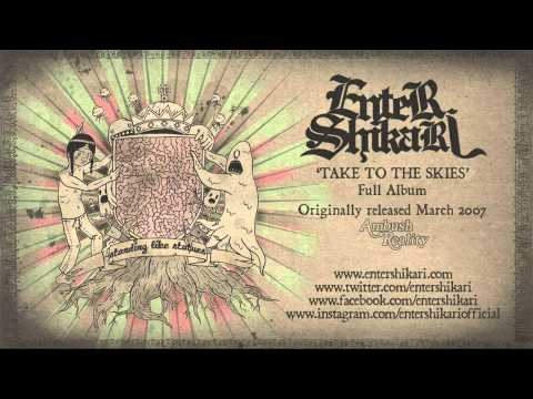 Enter Shikari - Take To The Skies [FULL ALBUM]