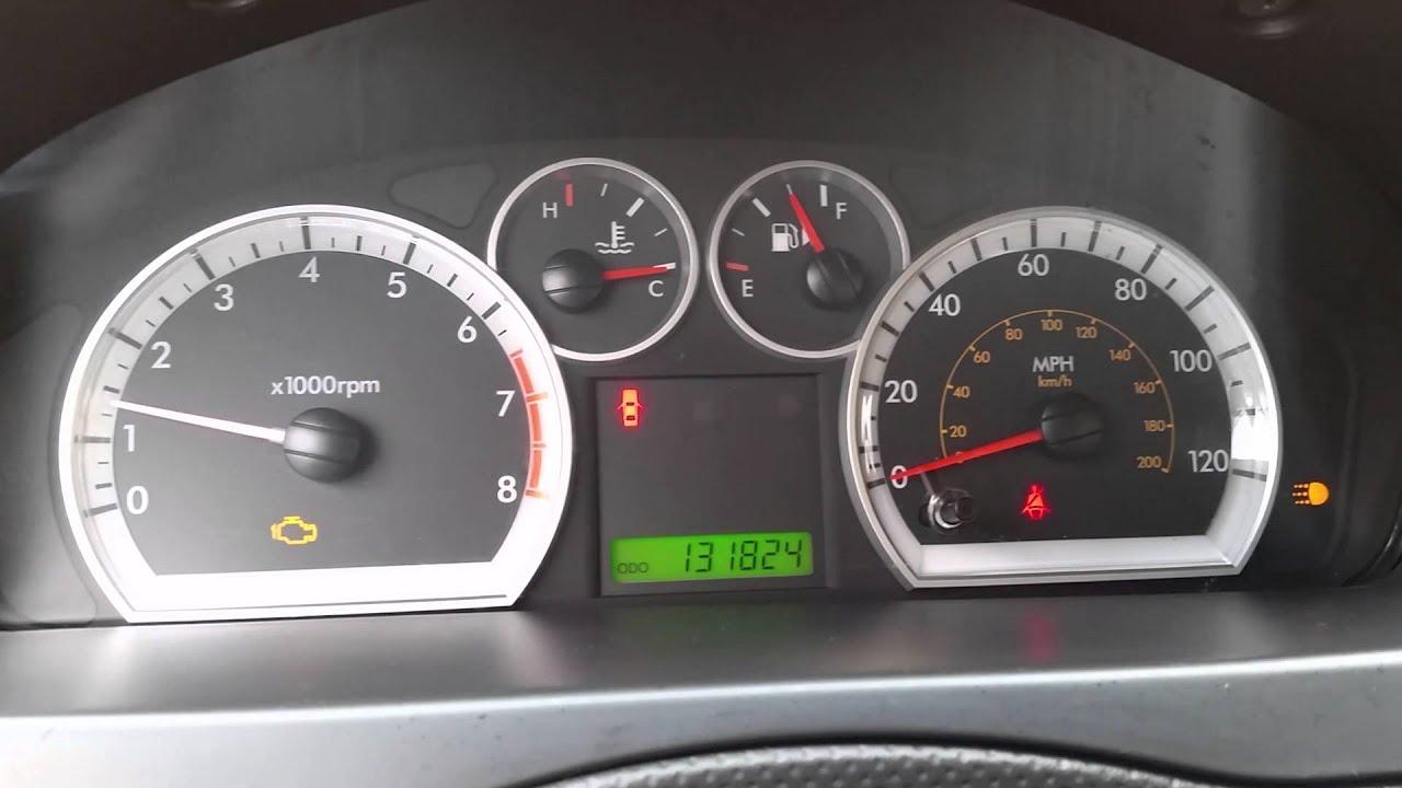 medium resolution of 2007 2011 gm chevrolet aveo fixed gauges replaced fuse speedometer rpm fuel temp