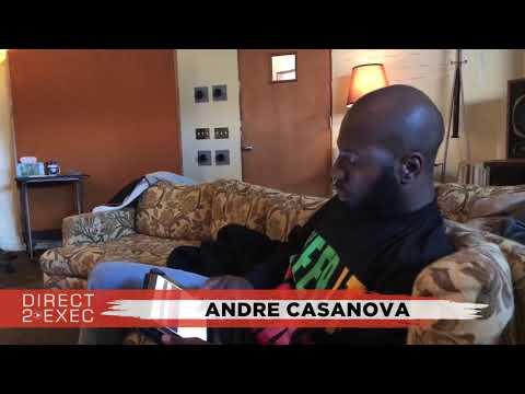 Andre casanova Performs at Direct 2 Exec Seattle 10/28/18 - A&R at Atlantic Records