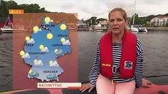 Wetterfilm mit Maxi Biewer am 06.07.2018 aus Boltenhagen