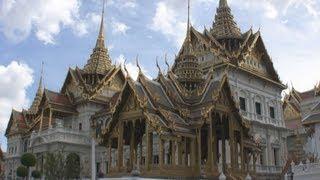 Wat Phra Kaew (Temple of the Emerald Buddha), Bangkok, Thailand