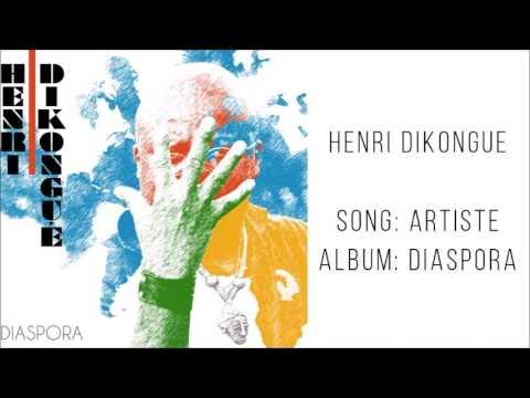 Artiste (Artist) by Henri Dikongue from the Diaspora album