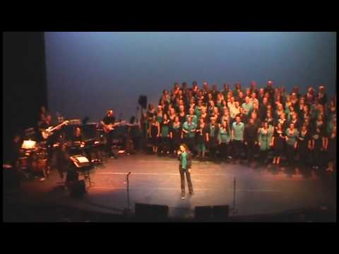 Gospelpodium Zeeland - The Living Years (2010) (HD)