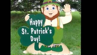 Action Leprechaun Woodcraft Pattern By The Winfield Collection