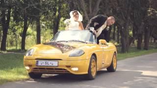 Света Стас свадьба Видео daugavpils latvia 17.08.2012 wedding trailer video