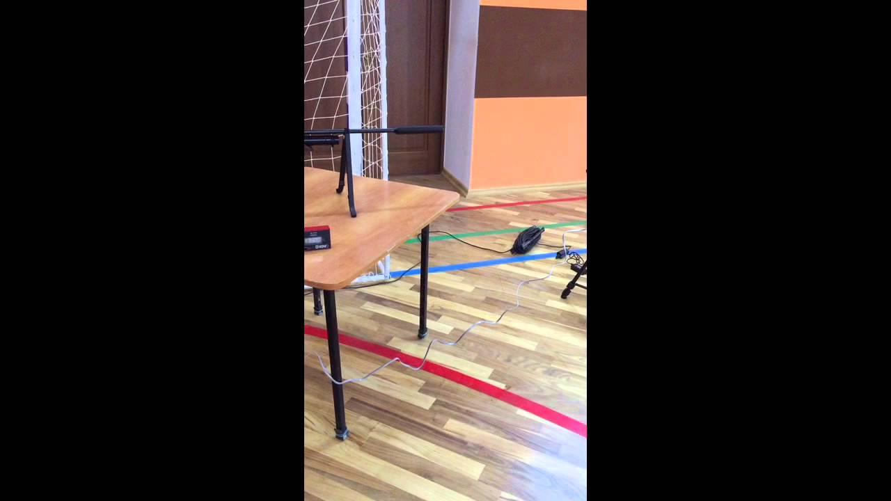 Обзор винтовки Weihrauch HW100 - YouTube
