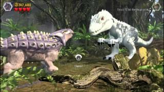 LEGO Jurassic World | Gra Swobodna Isla Nublar Jurassic world