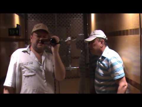 Emirates Grand Hotel. Мы там были или.. В зеркале кто то другой?)