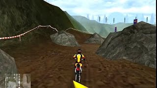 Old Games - Motocross Mania