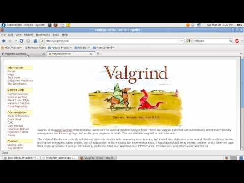Introduction to Valgrind