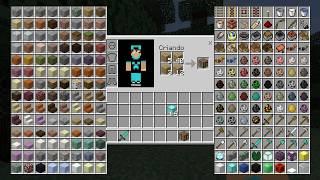 Minecraft PE 1.1 - TooManyItems Igual o de PC!