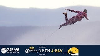 Final Day Highlights - Golden in Jeffreys Bay at the Corona Open J-Bay 2017